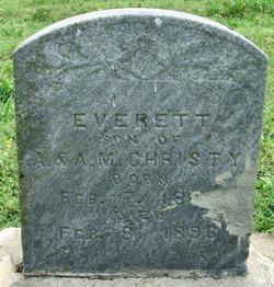 Everett Christy