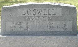 Sallie <i>Alexander</i> Boswell