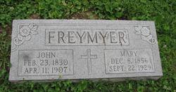 John Freymyer