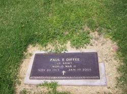 Paul Elzy Diffee
