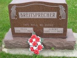 Ella Martha <i>Hoth</i> Breitsprecher