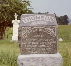 Susannah <i>Dougherty</i> Thomson
