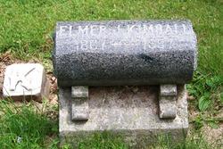 Elmer J Kimball