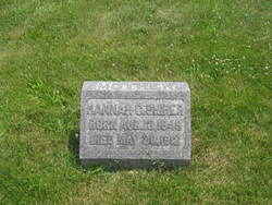 Hannah Caroline <i>Hager</i> Shirer
