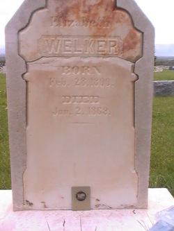 Elizabeth <i>Stoker</i> Welker
