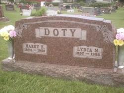 Lydia M. <i>Carpenter</i> Doty