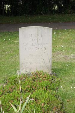 Helen Lund Callaway