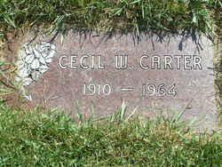 Cecil Wesley Carter
