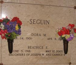 Dora M Seguin
