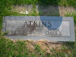 Emma Lustacia Stacie <i>Rutledge</i> Atkins