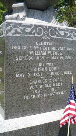 Susan <i>Lord</i> Fogg