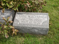 Carrie M. Alverson