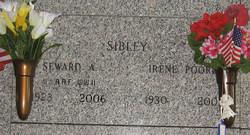 Irene M <i>Poore</i> Sibley