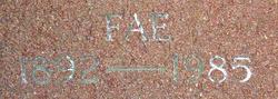 Fae M. <i>Hysell</i> Hiatt