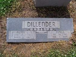 Milton S. Dillender