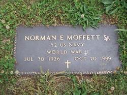 Norman Eugene Gene Moffett
