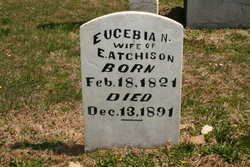 Eucebia Nancy <i>Wilson</i> Atchison