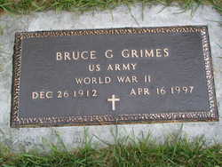 Bruce Gilbert Grimes