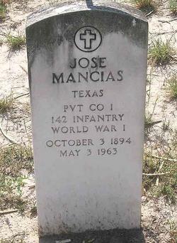 Jose Mancia
