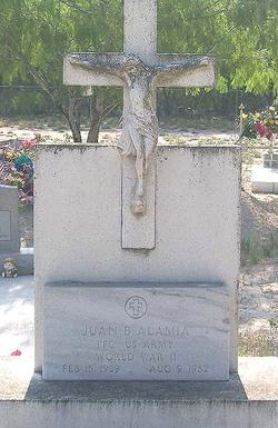 Juan B Alamia