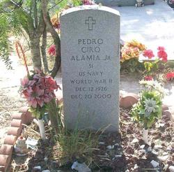 Pedro Ciro Alamia, Jr