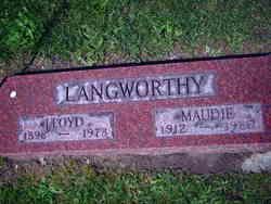 Maudie Langworthy
