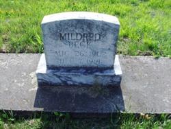 Mildred Beck