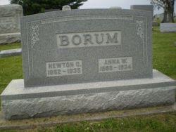 Anna C. <i>Wasson</i> Borum