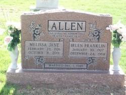 Irlen Franklin Allen