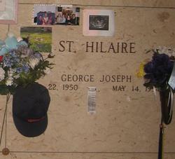 George Joseph St Hilaire