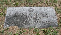 Corp Frank Goss Brown