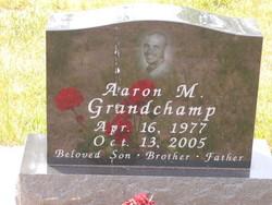Aaron M. Grandchamp