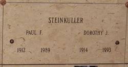 Paul F Steinkuller
