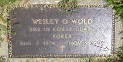 Wesley O. Wold