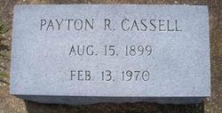 Payton Rastus Cassell
