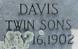 Twin Sons Davis