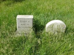 Eliza A <i>Fuller</i> Adams