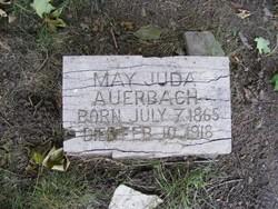 May <i>Juda</i> Auerbach