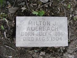 Milton J Auerbach