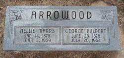 Nellie <i>Marrs</i> Arrowood