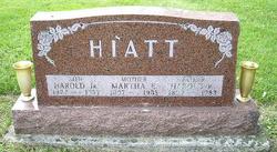 Harold Willard Hiatt, Sr