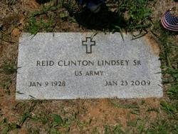 Reid Clinton Lindsey, Sr