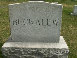 Clara <i>Ruckle</i> Buckalew