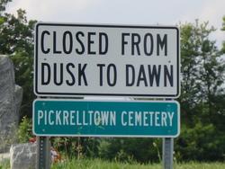 Pickrelltown Cemetery