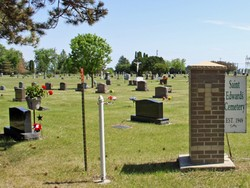 Saint Edwards Cemetery