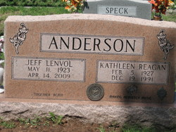 Kathleen <i>Reagan</i> Anderson