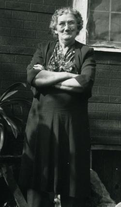 Iris Maude <i>Smith</i> Blevins