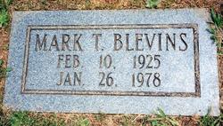 Mark Troy Blevins