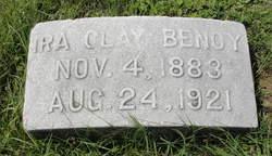 Ira Clay Benoy, Sr
