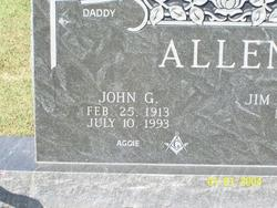John G Allen